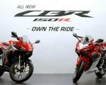 Baru Diluncurkan, Ini Tipe dan Harga All New CBR150R 2021