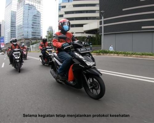 Tumbuh Dan Maju, Komunitas Honda BeAT Club Jakarta Akan Tetap Bersama Dalam Meraih Kesuksesan