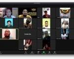 Cari_Aman di Masa Pandemi, HRC Jakarta Gelar Kopdar Online Bersama.