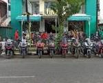 HAI Chapter Padang gelar Baksos bersama Komunitas Berbagi Nasi Padang