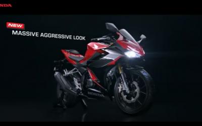 Desain Agresif All New Honda CBR150R
