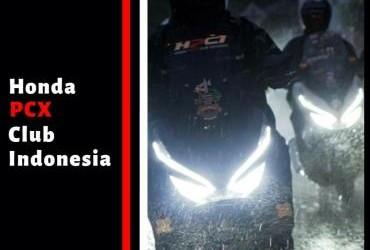 Honda PCX Club Indonesia (HPCI)