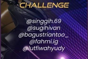 Pemenang PCX Virtual Challenge