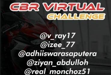 Pemenang CBR Virtual Challenge