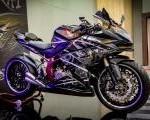 Spek Honda CBR250RR Custom Bike Low Rider