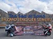 Gallery Foto Touring HPCI Chapter Bandung to Bromo
