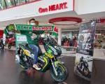 Bonek Surabaya Menangkan Lelang motor ADV150 Edisi Persebaya