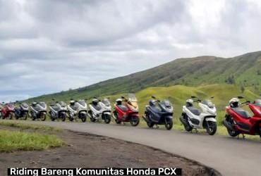 Touring Gentlemen Ride HPCI Bandung