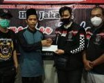 Berbagi Dibulan Suci, HAI Jakarta Gelar Kopdar Wajib Dengan Berdonasi