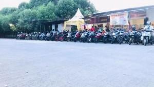 Silaturahmi Paguyuban Honda Bontang Gelar Buka Bersama
