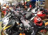 Kodargab Asosiasi Honda CBR Indonesia (AHC) di Burtor 2016