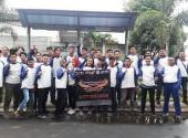 CBR Riders Jakarta Gelar Sunmori Knowledge ke Safety Riding Track, 19 Februari 2017