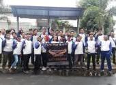 CBR Riders Jakarta Gelar Sunmori Knowledge ke Safety Riding Track, 19 Februari 2017
