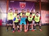 CBR Independent Club (CIC) Juara 3 Ketupat Futsal Community Cup AHJ