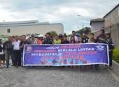 Aksi Tanam Pohon Bersama Main Dealer Honda Palu & Ikatan Motor Honda Palu