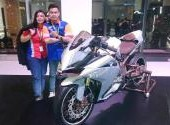 Komunitas Honda CBR hadiri Launching All New Honda CBR 250RR