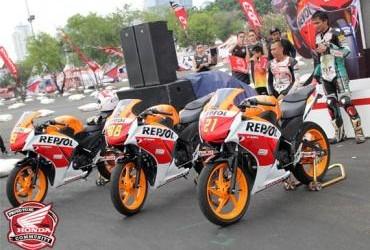 OMR Honda New CBR150R Kemayoran