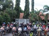 Rolling City Wisata HUT ke 2 & Deklarasi CCI Pemalang, 2 April 2017