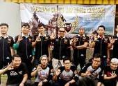 CRC Gelar Touring Wajib Seasion 3, Obyek Wisata Candi Gedong Songo, Jawa Tengah (16-18/02)