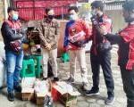 SUNMORGI CBR Tangerang Club Tularkan Kebaikan Kepada Sesama