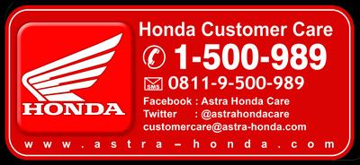 Honda Customer Service Number >> Honda Community Hc3 Honda Customer Care Center Adalah